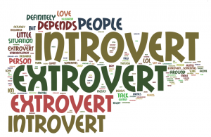 Introverts and Extroverts!