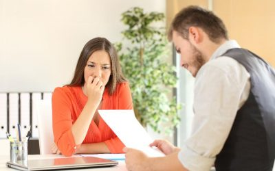Impact of Non-Verbal Cues and Gestures at A Job Interview