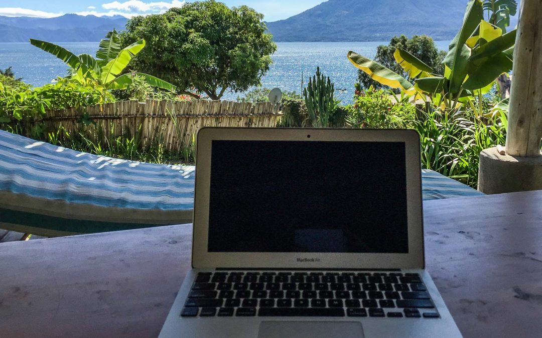 5 survival tips for digital nomads