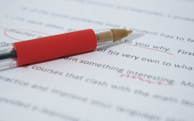 5 Tips to Editing a Professional Essay