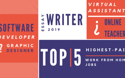 Top 5 Highest-Paid Work From Home Jobs