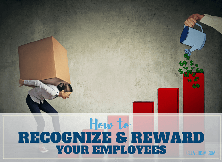 How to recognize and reward your employees
