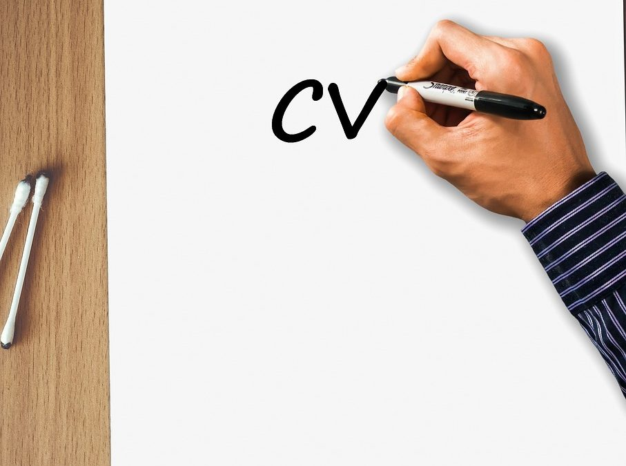 A Guide to a Great CV