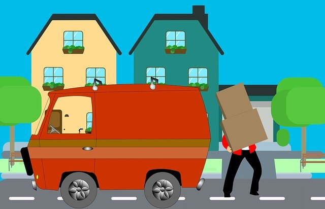 5 Moving Tips When Relocating for Work