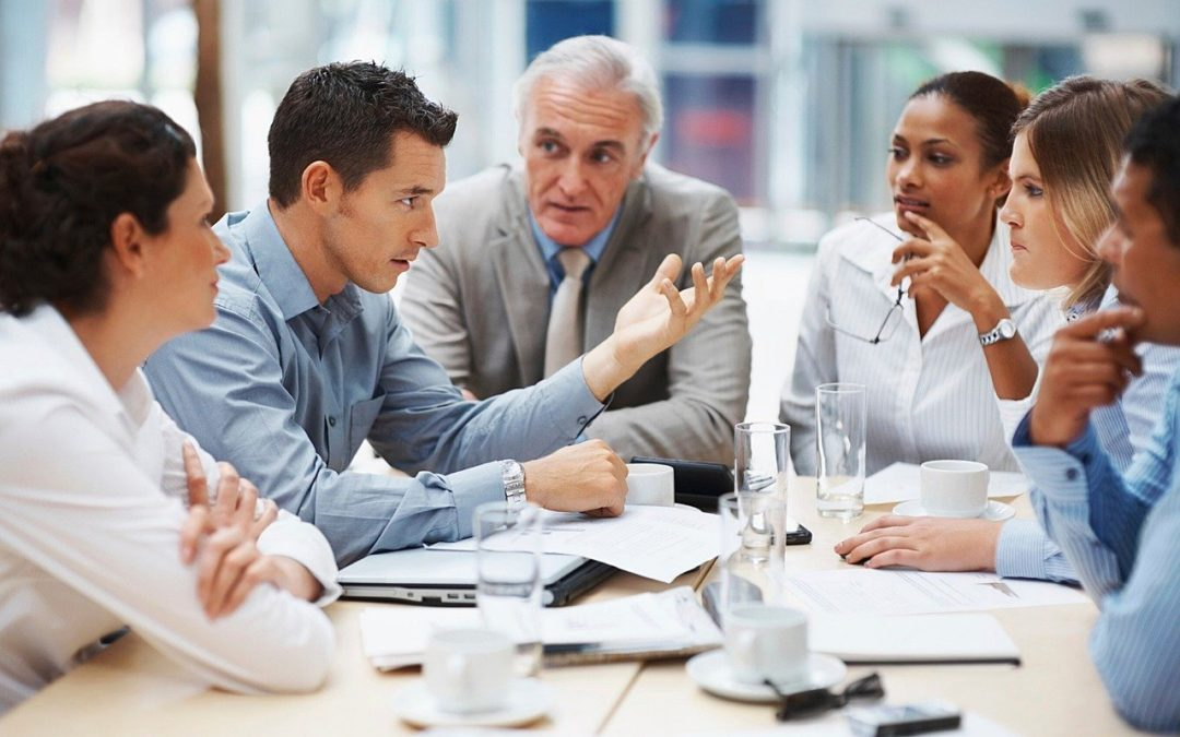 How to project executive presence