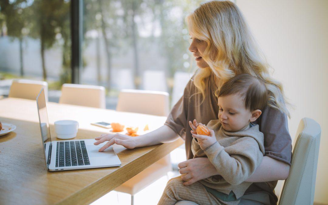 How to Balance Between Career and Motherhood during a Pandemic